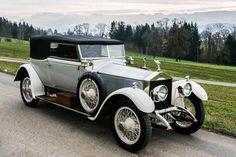 Rolls Royce Siver Ghost