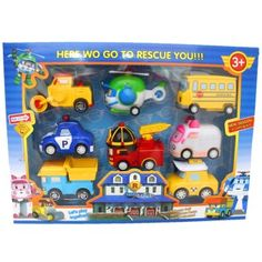 Cheap Shop Robocar Poli P5 Vehicle Set (8 in 1)Order in good conditions Robocar Poli P5 Vehicle Set (8 in 1) You save RO403TBAA7SNK5ANMY-16571190 Toys & Games Remote Control & Play Vehicles Play Vehicles Robocar Poli Robocar Poli P5 Vehicle Set (8 in 1)
