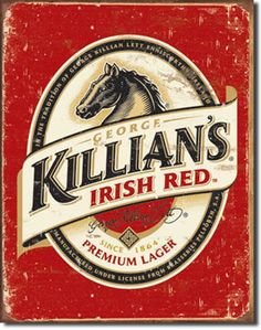 Decorate your pub room, bar or party room with bar wall decorations including tin signs, neon clocks and vintage beer signs. Ideas for great looking retro bar wall decor. Vintage Design, Retro Vintage, Vintage Logos, Vintage Tins, Vintage Labels, Vintage Posters, Vintage Beer Signs, Sous Bock, Irish Beer