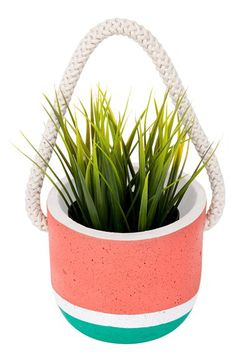 Sunnylife Sunnylife Hanging Plant Pot available at #Nordstrom