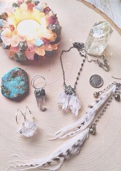 #crystals & #jewelry