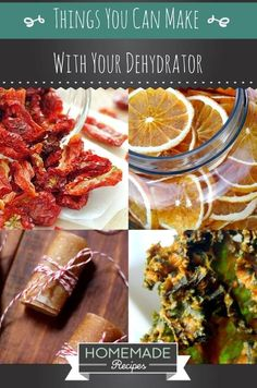 15 Things You Can Make With Your Dehydrator