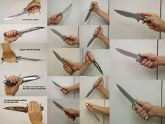 Hand knife