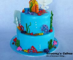Bubble Guppies cake You can follow Browny's cakes on: Twitter: @brownyscakes Pinterest: http://pinterest.com/brownyscakes Facebook: https://www.facebook.com/BrownysCakes Instagram: Browny's Cakes Youtube Channel:http://www.youtube.com/user/BrownysCakes  For a cake order send Browny's cakes an e-mail: E-mail: info@brownyscakes.com