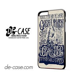 Hillsong United DEAL-5277 Apple Phonecase Cover For Iphone 6/ 6S Plus