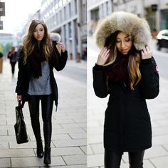 Canada Goose mens sale official - Canada Goose parka - winter style | A Stylish Life | Pinterest ...