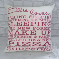 Loves...Cushion | All Things Interior
