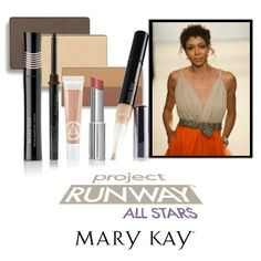 """Episode 7: """"Repin"""" if you loved the winning look on Project Runway All Stars last night! Take this look fresh off the runway with these Mary Kay® products. #PRAllStars"""