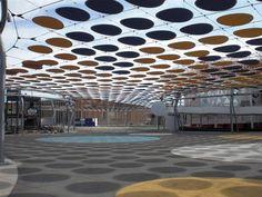 Artext Texteis Industriais Lda-Arquitectura textil Grupo Lastra&Zorrilla #canopy #shade