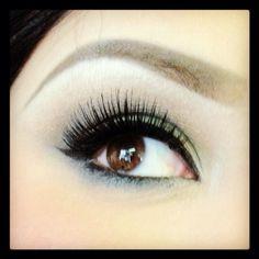 Eye: brow & ball =p