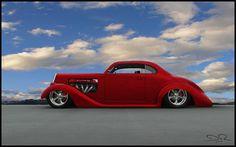 Hot Rod - mmmm, sexy car!