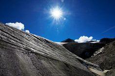Gletschereishöhlen am Pitztaler Gletscher