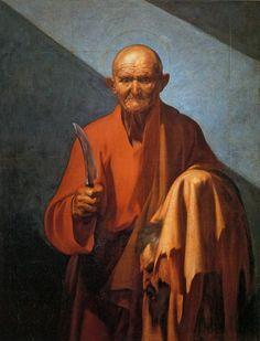 St Barthélémy, par José de Ribera