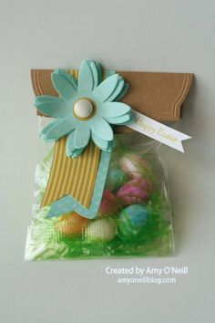 Pop Up Posies Designer Kit Easter Treat Bag