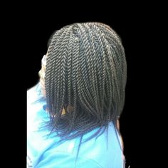 Crochet Braids Senegalese Twist Medium Short
