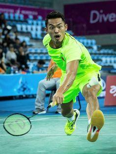 Lin Dan reste le maitre incontesté en Asie et conserve son titre son titre aux Jeux d'Asie 2014 en simple homme ! #LinDan #Badminton #JeuxAsie #IncheonAsianGames