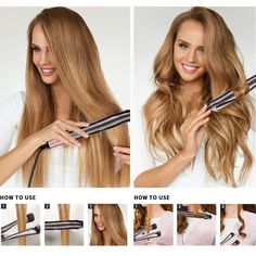 2020 Flat Iron Hair Straightener 2-in-1 Twist Straightening Curling Iron Hair Curler Beach Wave Hair Curling Irons – The Product Guru – Your Best Product Suggestion Platform