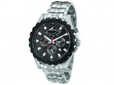 Relógio Masculino Magnum MA33988T - Analógico Resistente à Água Calendário Cronógrafo
