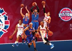 Sky Sports will air NBA London Live 2013 in 3D