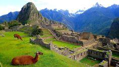 Machu Picchu, Peru, one of the top adventurous destinations in the world