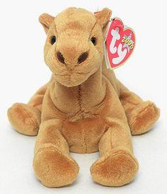 Niles - Camel - Ty Beanie Babies