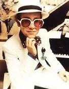 Elton John, my all-time favorite!