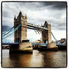 #Londres cada dia mas Olimpico - Solo faltan 22 dias para #London 2012 !!! - #London2012