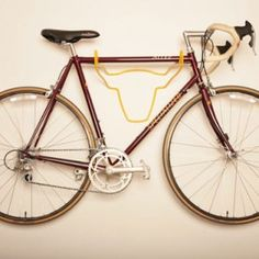 Outline Works - Trophy Bicycle Holders