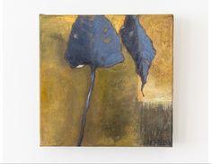Blue autumn Painting by Elin Muren murenelin@gmail.com Sold