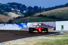 F1 Ferrari 2015 with 2017 tyres