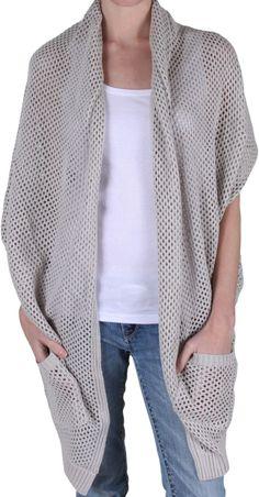 Element Essential Wrap Sweater ♥