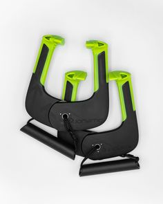 Eleviia | Duonamic Door Clamp, Pull Up Bar, Body Training, Workout Gear, Composite Material, Door Trims, Spiral, Clever, Core