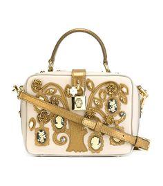 Dolce and Gabbana Rosary Box Bag