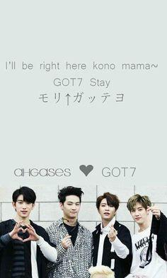 Hasil gambar untuk GOT7 DAZED KOREA