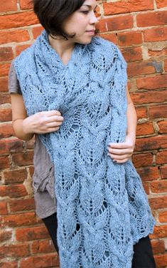 Online yarn store for knitters and crocheters. Designer yarn brands, knitting patterns, notions, knitting needles, and kits. Lace Knitting Patterns, Shawl Patterns, Knitting Yarn, Free Knitting, Cable Knitting, Online Yarn Store, Quick Knits, Lace Wrap, Scarf