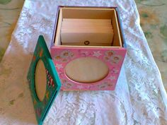 Photo frames and Cds box for children
