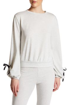 Ribbon and Grommet Pullover by Leibl '38 on @nordstrom_rack