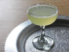 Chamomile Tequila Sour
