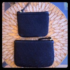 Dkny Makeup Bags (Set Of 2) Nwot