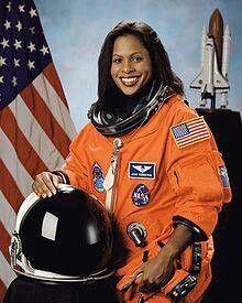 Joan Elizabeth Higginbothsm was the 3rd African-American woman to go into space