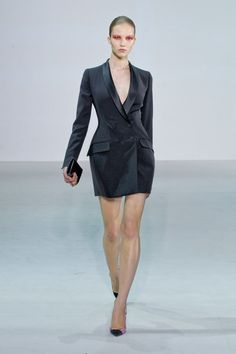 Christian Dior- perfect for a black tie event! So sleek!