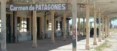 CRÓNICA FERROVIARIA: Carmen de Patagones: Un ramal y estaciones abandon...