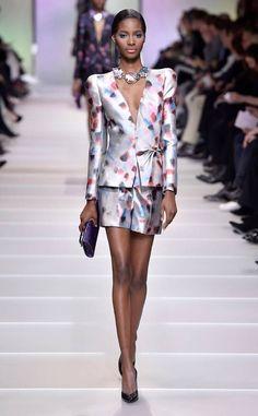 c94bb86ea61f Giorgio Armani Prive from Paris Haute Couture Fashion Week Spring 2018  Armani Prime