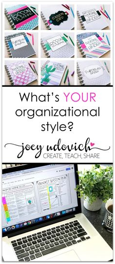 Joey Udovich ~ Creating, How do you envision your classroom looking this year? What's…, - Lehrer Teacher Organization, Planner Organization, Teacher Hacks, Organizing, Organized Teacher, Teacher Stuff, Future Classroom, School Classroom, Classroom Ideas