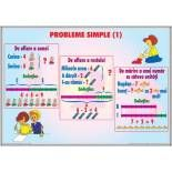 Tabelul claselor şi ordinelor (2) / Probleme simple (1) Math, Math Resources, Mathematics