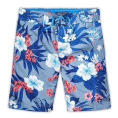 1d716c79a08762 Stoere badkleding voor jongens - kleertjes.com. Tommy Hilfiger HawaiiaansZwembroek