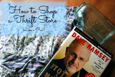 How to Shop a Thrift Store
