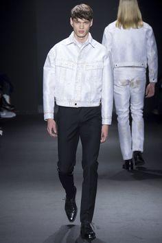 Calvin Klein Collection - Fall 2016 Menswear