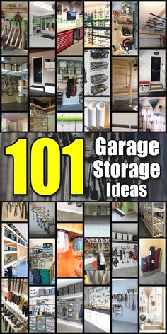 Within the previous ten years that unfavorable view of the garage has actually changed considerably. Climatizing the garage has ended up being a lot more than an afterthought. Garage Workshop Organization, Garage Tool Storage, Garage Storage Solutions, Garage Shed, Storage Hacks, Diy Storage, Organization Ideas, Storage Ideas, Homemade Storage