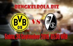 Prediksi Borussia Dortmund vs SC Freiburg 24 September 2016